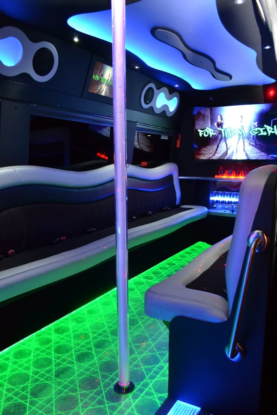 Party Bus Hire Central Coast Premium Party Buses Ready For Hire