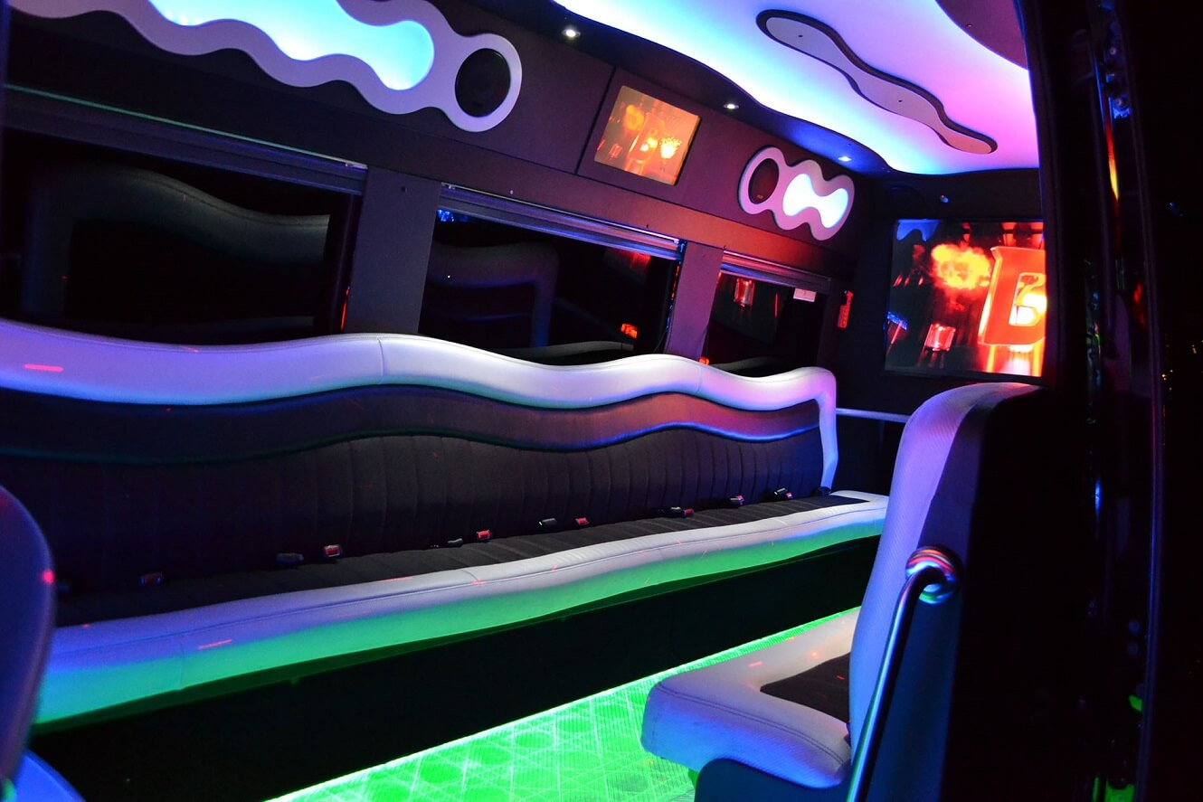 Sydney Party Limos - 14 Seater Kids Party Bus, Great Fun for Kids