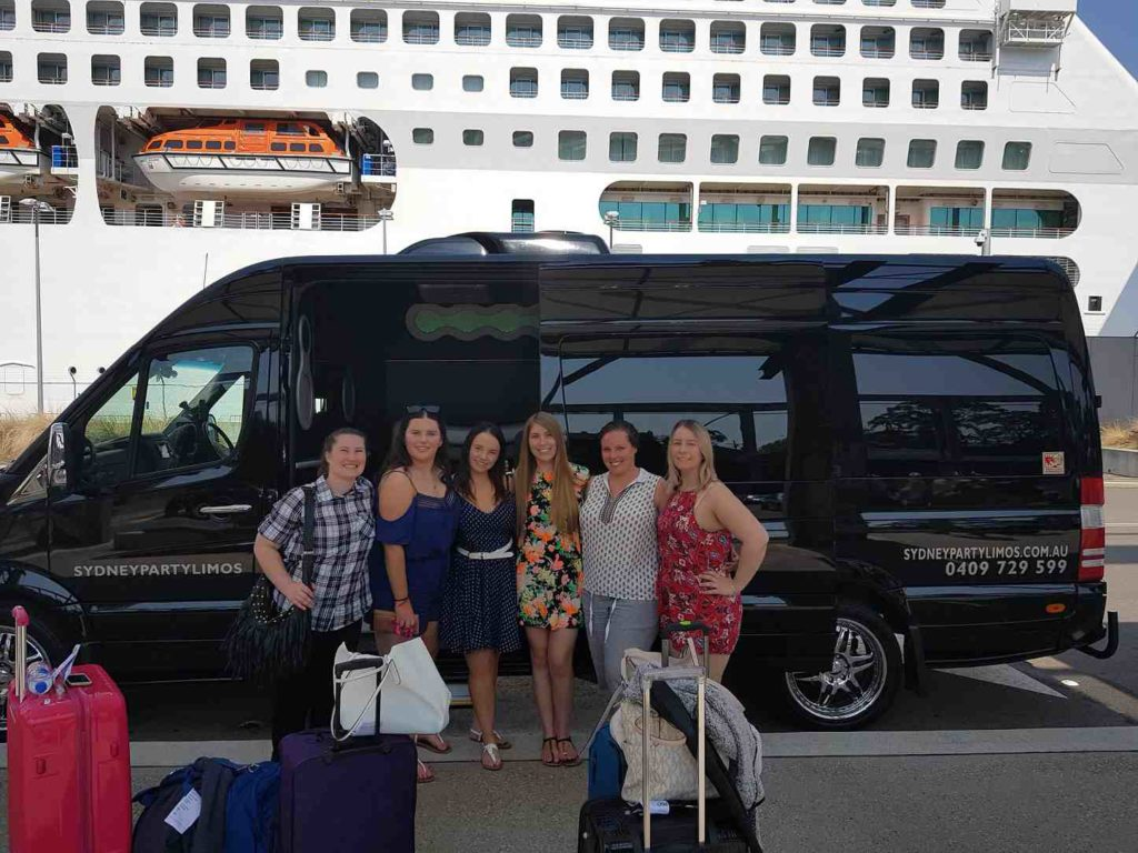 Sydney Cruise Terminal Transfers