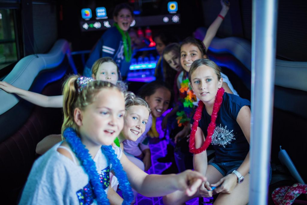 The Best Kids Party Bus In Sydney