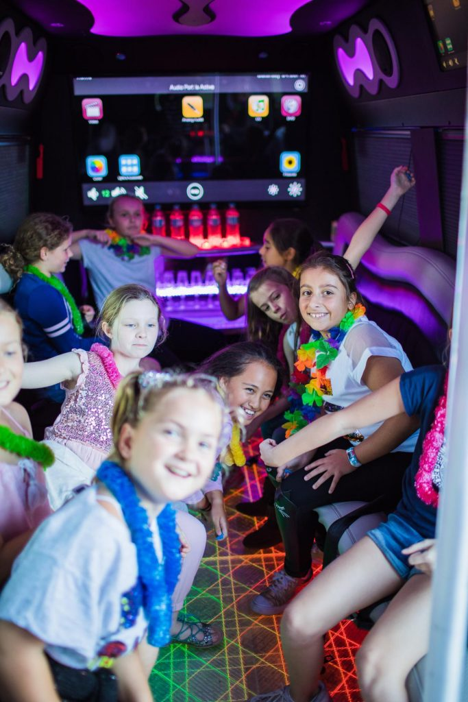 Kids Party Bus