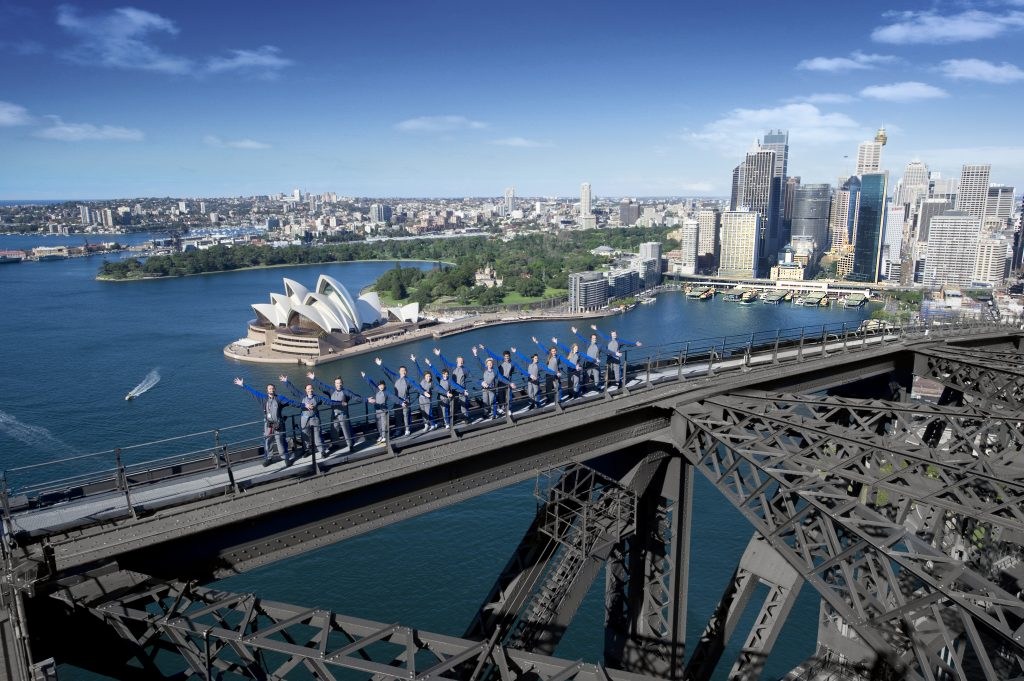 Sydney Bridge Climb Tour