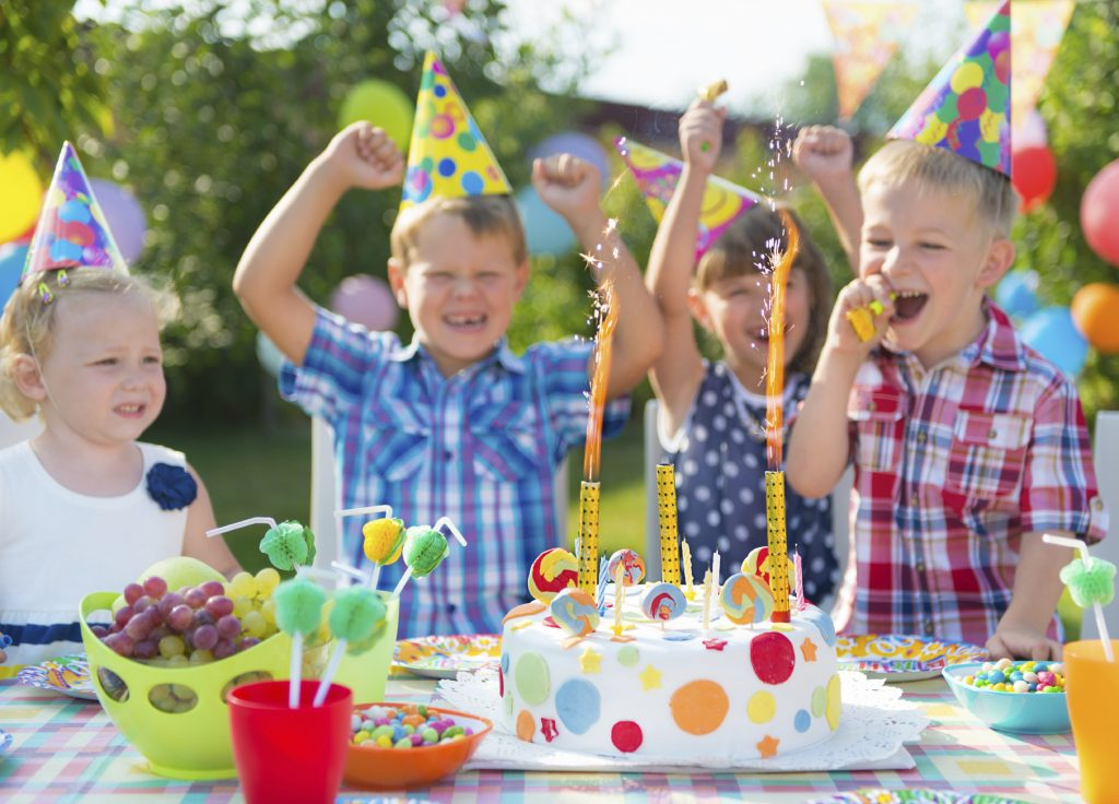 cheap but fun kids birthday party ideas