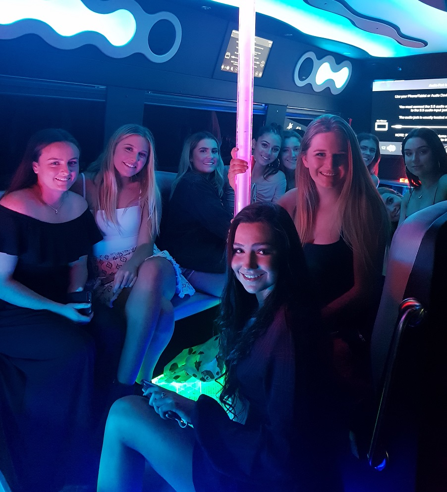 The Best Teens Party Bus In Sydney